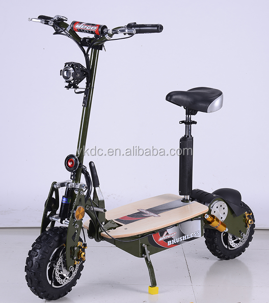 60V 2000W electric scooters for adults