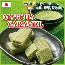 Easy melt matcha caramel at reasonable prices , OEM available