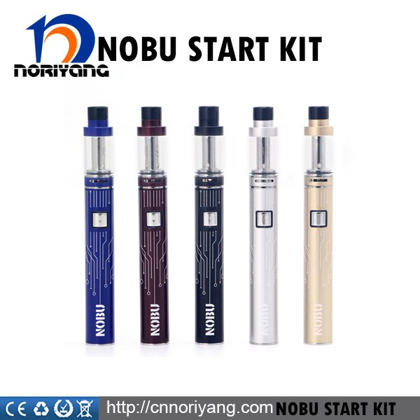 2016 ADVKEN New products 1000mah battery pen vapor start kit airflow control nobu start kit