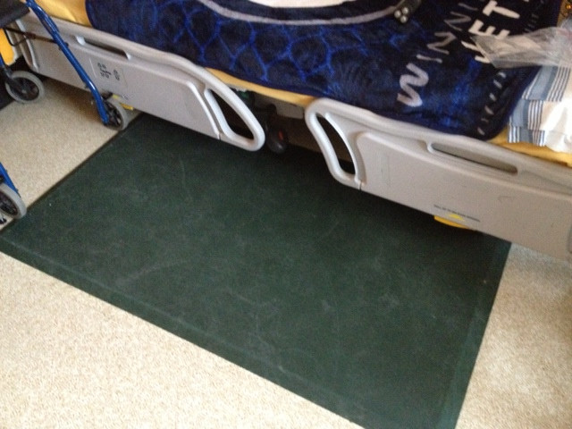 Manufacturer fall protection hospital floor mat