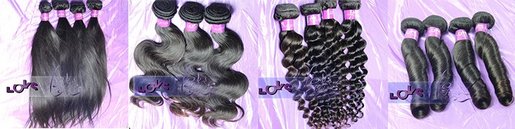 100% natural european micro ring loop hair extensions in stock!!