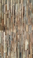 Recycled Teak wall Cladding
