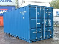 New / USED Shipping Container