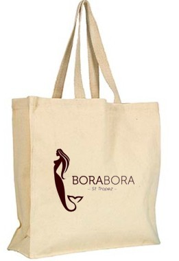 high quality cotton bags with logo printing