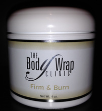 Firm & Burn wholesale body wrap inch loss cream