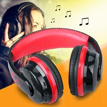 wholesale high quality MX666 wireless headband bluetooth double ears stereo headset made in China