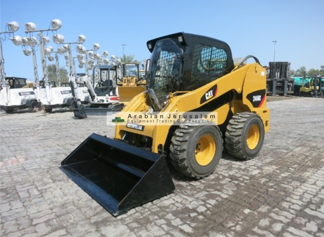 Skid Steer Loader ( ID# 13475)