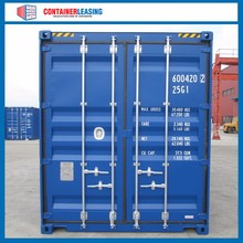 New 20ft high cube shipping container