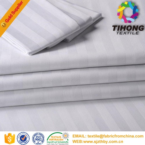 free samples 100% cotton white bed sheet fabric for hotel bed sheet/cover/pillow