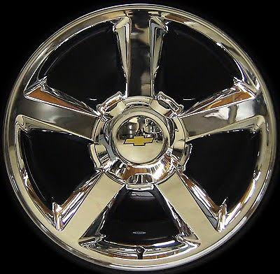 Chevy Silverado Tahoe Suburban Avalanche Chrome Wheels Rims