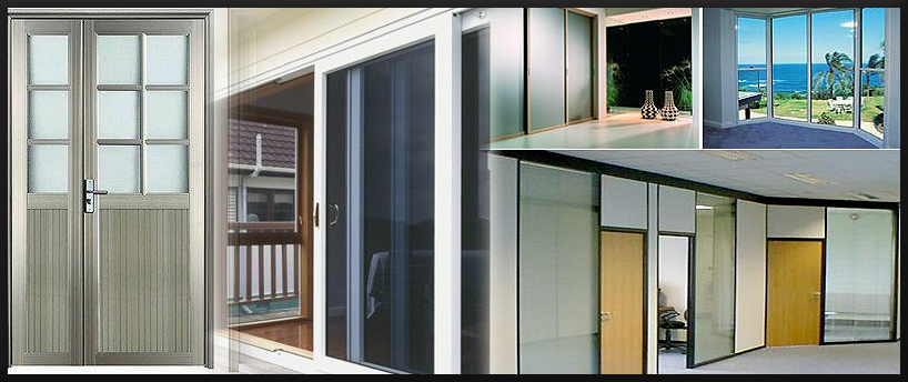 Aluminium Partition,Aluminium Windows,ACP , Flase Celling