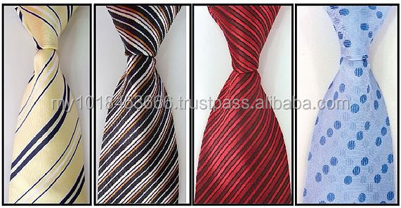 APP1421 Custom Embroidered Tie/Necktie