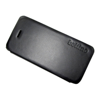 Folio leather case for iPhone 5/6 simple style wholesale