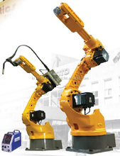 OTO ROBOT 6 Axis welding Industrial Robot in KOREA