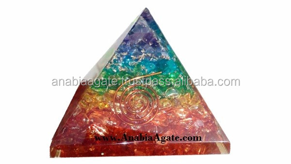 Gemstone Energy Generators with Crystal Energy Extractor : White Agate Healing Points