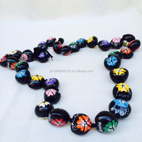 Kukui Nuts Lei Necklaces
