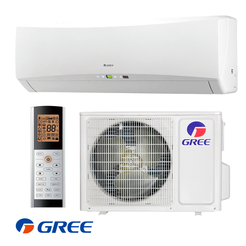 Inverter Air conditioner Gree Hansol GWH09TB / S3DNA1D with A+++/A+++ energy class of cooling / heating