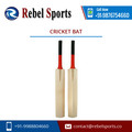 Easy to Play Cricket Bat with Sturdy Handle from Authentic Supplier