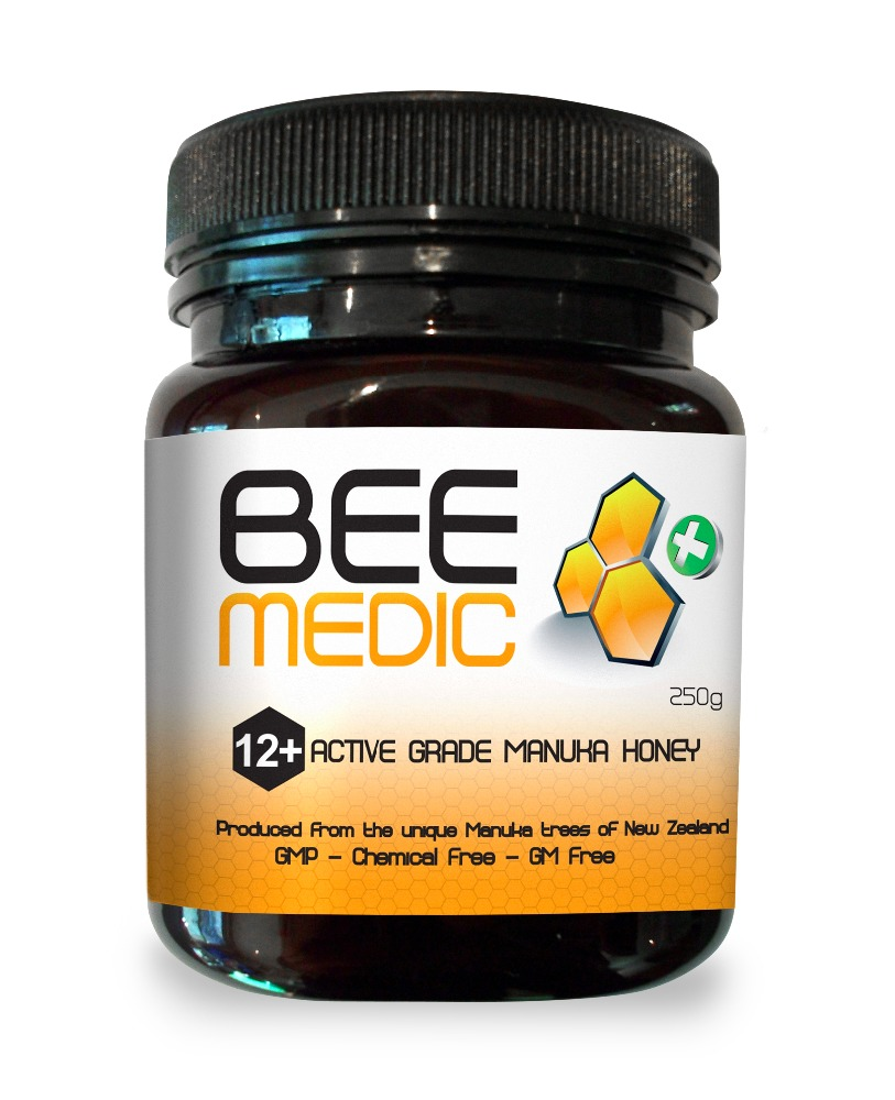 Bee Medic 12+ Manuka Honey
