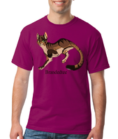 I Learned It By Watching T-shirts! 3d animal t-shirts