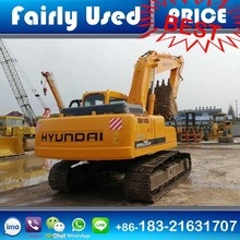 Used Hyundai Excavator 210 of Hyundai Excavator 210 215 220 for sale