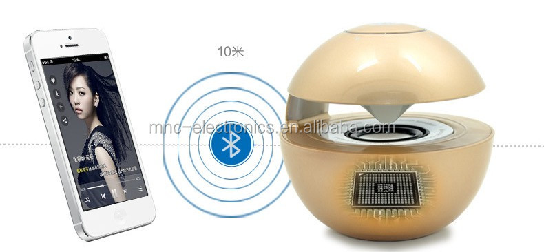 Portable Mini Wireless Bluetooth Speaker Built-in Microphone Bluetooth Wireless Speaker