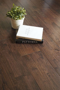 Solid wood flooring Wenge