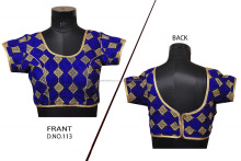 Classical Designer Readymade BLouse