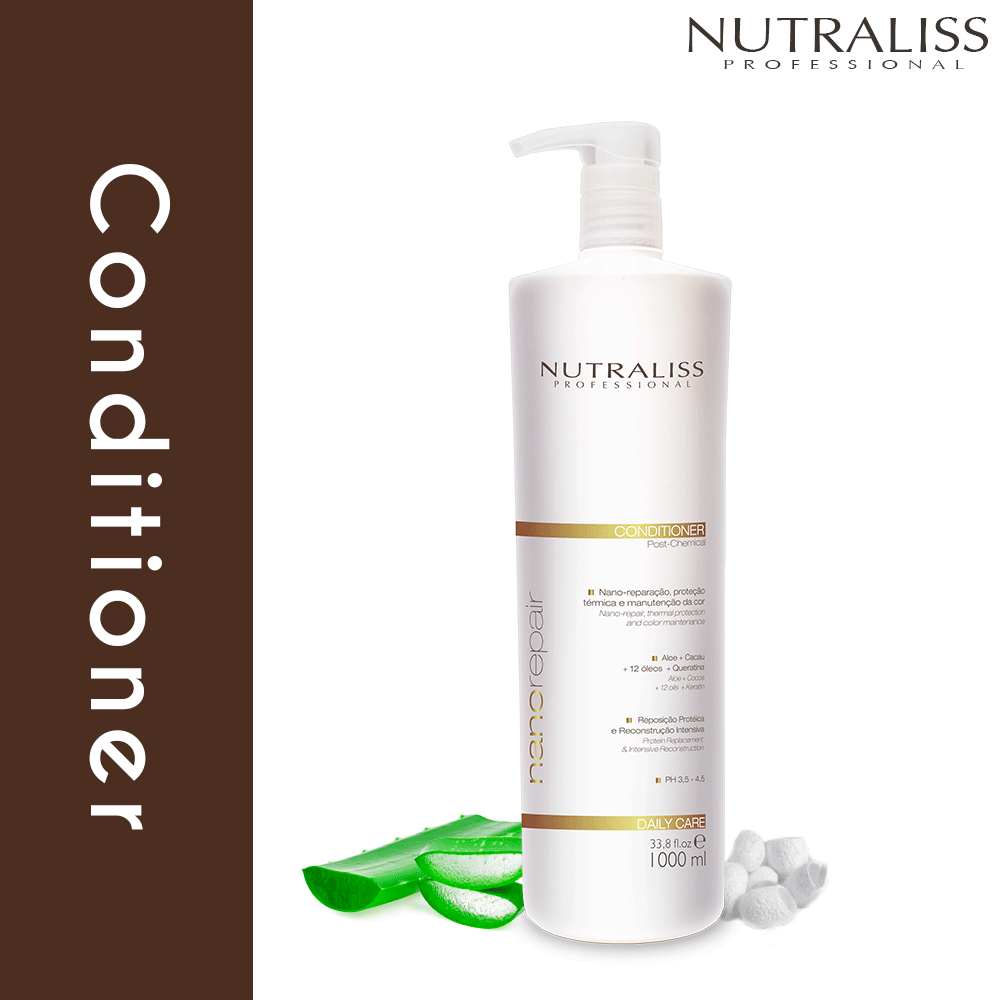 Nutraliss Nano Repair Conditioner 1000ml