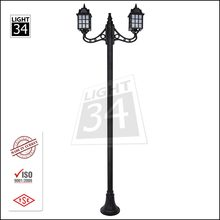 Garden Lighting Pole Decorative 3Mt Lamp Post European Style Light Column
