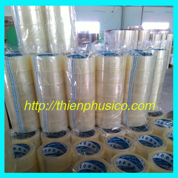 wholesale prices high quality BOPP adhesive tape