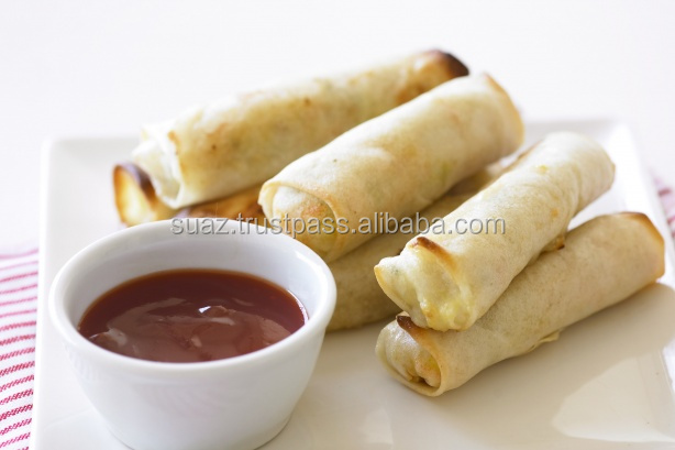Wholesale Frozen Non Fried Vegetable Spring Roll , Spring Roll With Vegetable , Freeze Potato spring roll