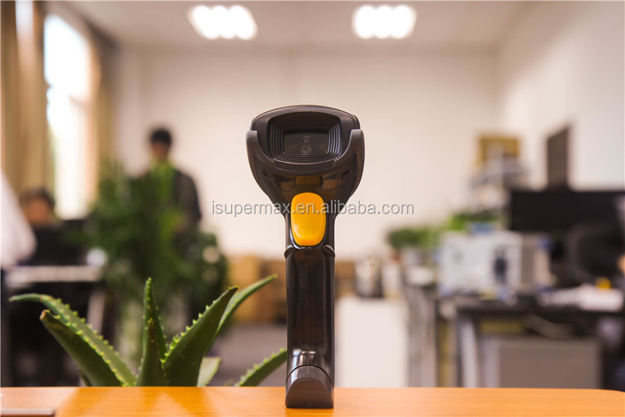 SuperLead 5120 Wireless 2D Bluetooth Barcode Scanner Long Distance Support Android IOS Original Designer