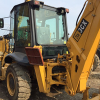 Used Backhoe Loader JCB 3CX Second