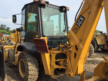 Used Backhoe Loader JCB 3CX /Second hand 3CX 4CX JCB Backhoe Loader