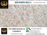 1121 White Sella Parboiled Basmati Rice