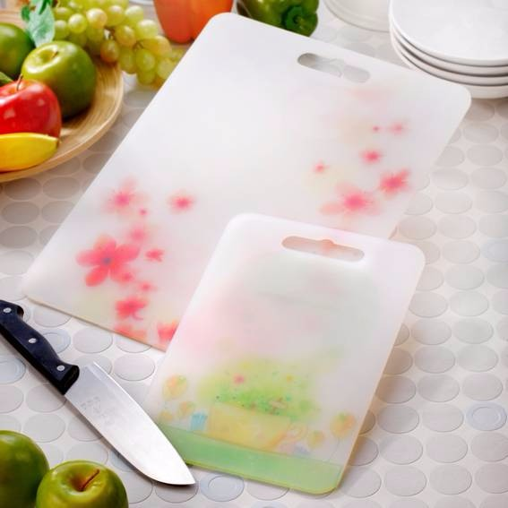 Light Portable Plastic Cutting Boards