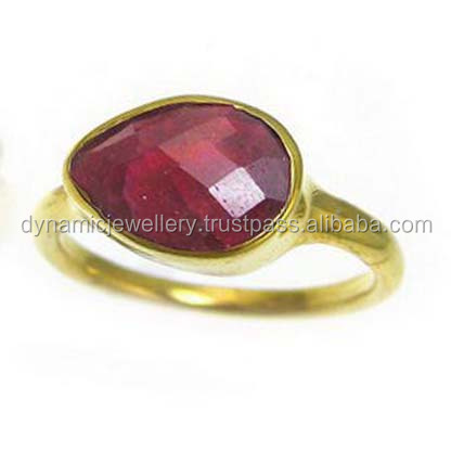 Indian Factory Jewellery gold plated new silver latest model Wholesale rings DJR013