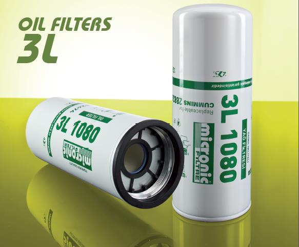 Oil Filter spin-on MICRONIC FILTER Turkey