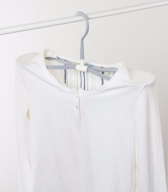 Unique Multi Clothes Hanger For Drying Clothes