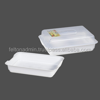 Square Food Keeper 2527