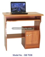 Small Computer Table Desk Space Saving MDF Home Furniture Suitable For Kid