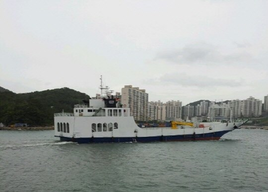 LCT Type Cargo/RORO vessel (ship) for SALE