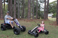 Frost Pedal Kart Strong for Kids