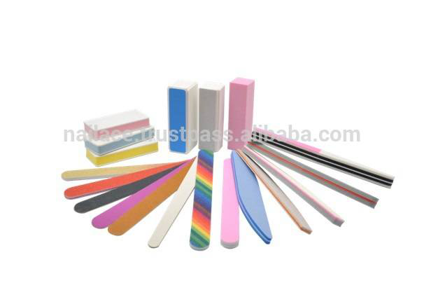 high-quality Nail File - Stick Block (6WAY BLOCK)
