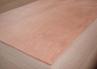 Indonesia Red Meranti Commercial PLYWOOD - Mix Hardwood Core - E2 glue