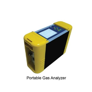 PORTABLE GAS ANALYZER