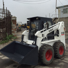 Used Skid steer loader Bobcat S130 in Shanghai China