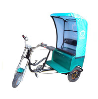New model Electric Pedi-cab Rickshaws / Digital Rickshaw