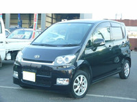 daihatsu move costomX Good looking and japanese use cars japan with Good Condition